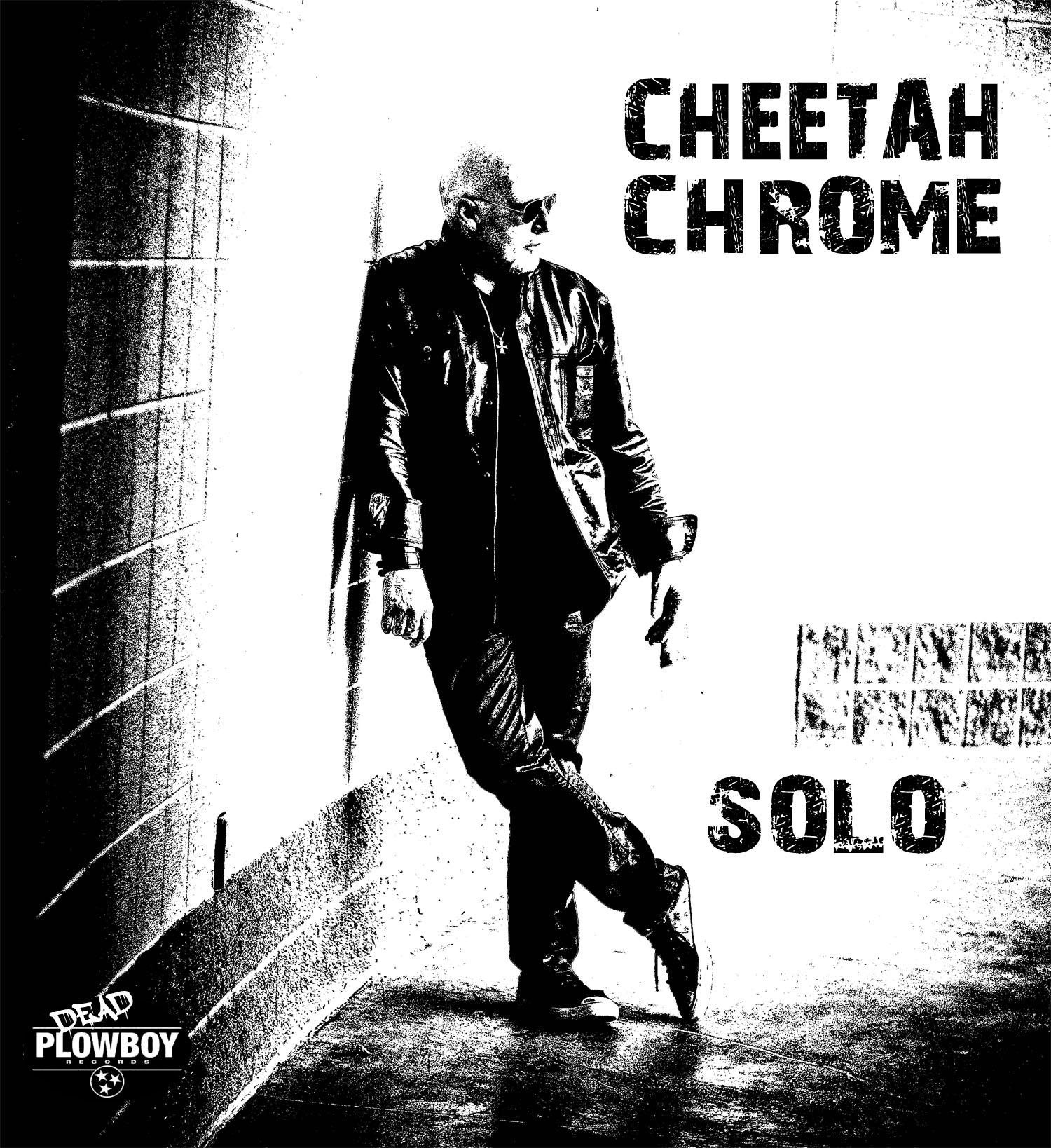 Cheetah Chrome - Solo